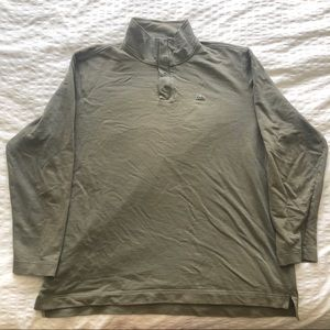 Vintage Lacoste Pullover Turtle Neck Polo Shirt